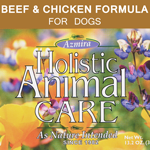 Dog Beef & Chicken (Canned)