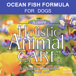 Dog Ocean Fish (Canned)